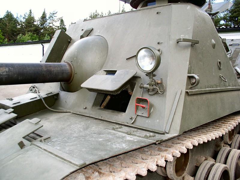 Pansarvarnskanonvagn m-43 3