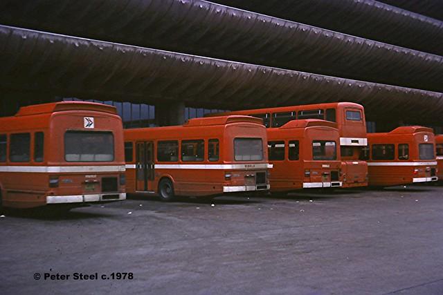 Ribble - A 'NATIONAL' Bus Company