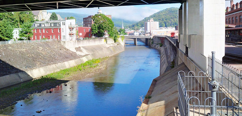 Cumberland, Maryland Flood Risk Management Project | by USACE HQ