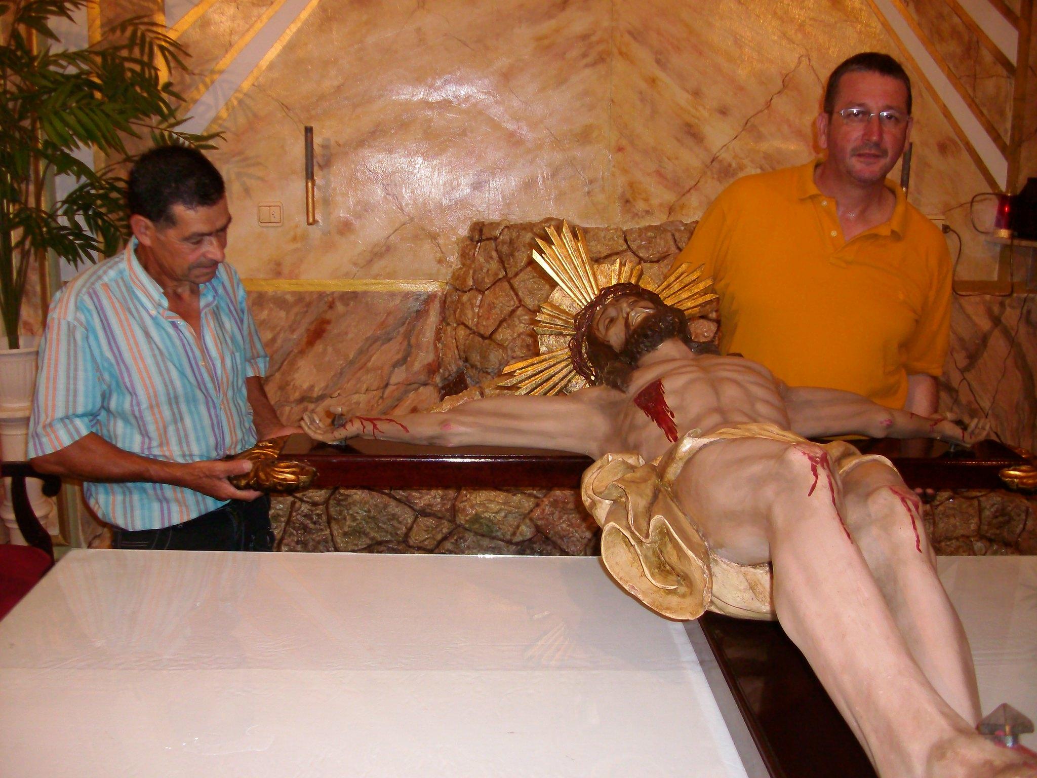 (2011-06-22) - Preparativos Imagen - José Vicente Romero Ripoll (16)