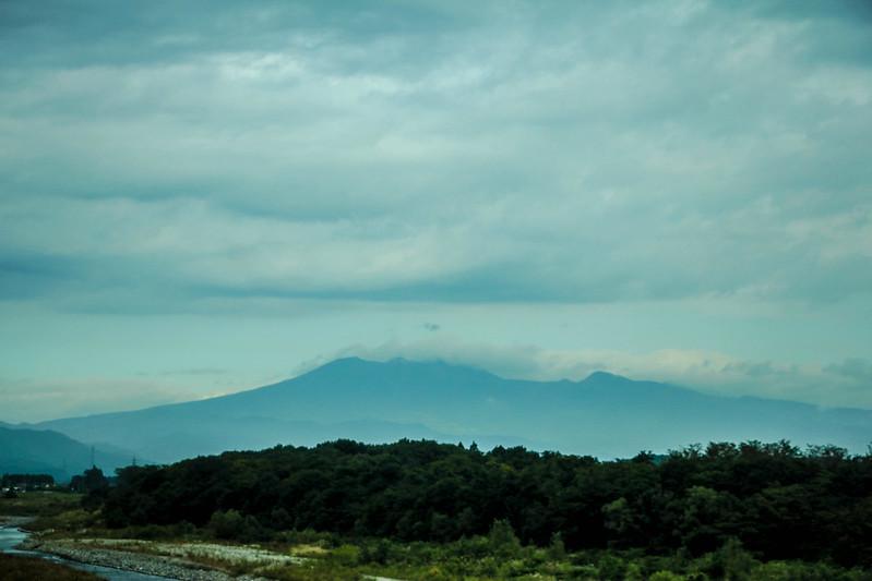 曇った栃木
