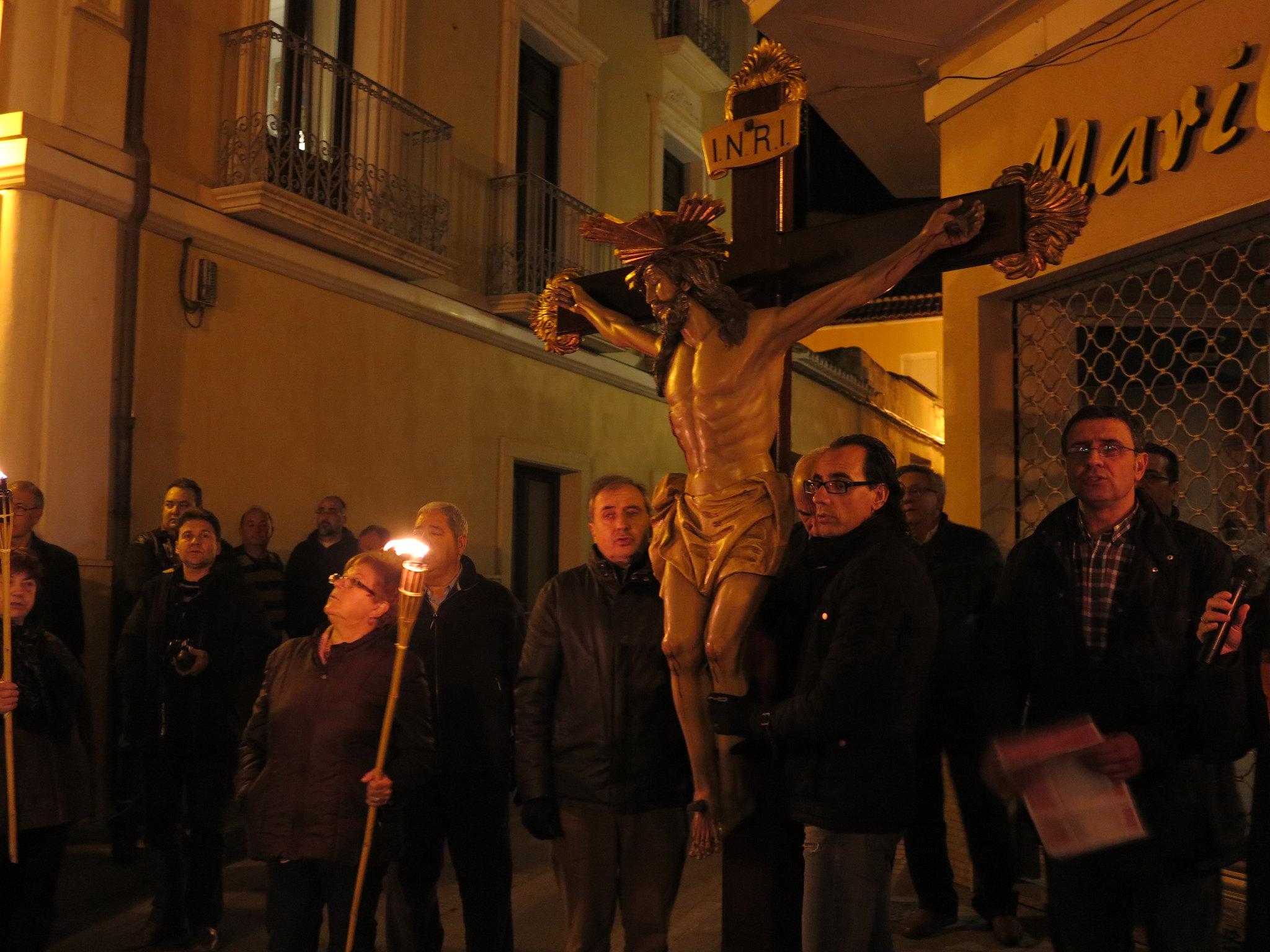 (2013-03-22) - IV Vía Crucis nocturno - Antonio Verdú Navarro  (60)
