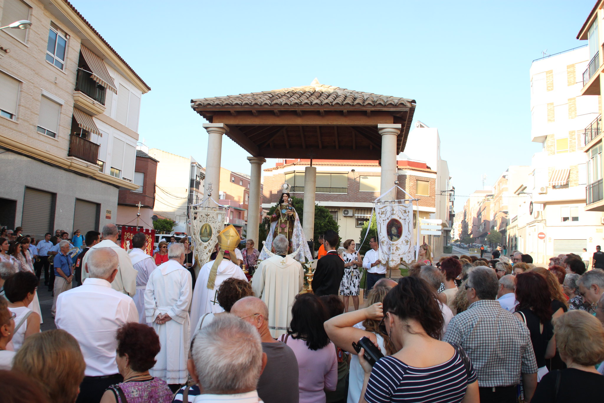 (2015-07-12) - Virgen del Carmen, parroquia La Santa Cruz - Javier Romero Ripoll (116)