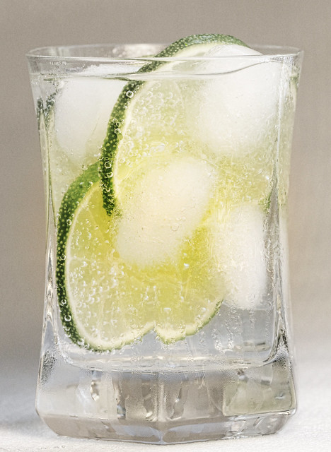 99/366 - Lime & Soda
