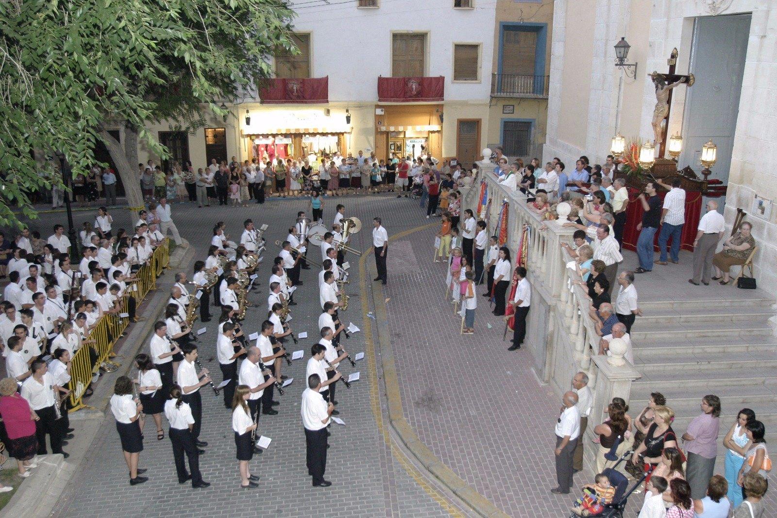 (2005-07-02) - Estreno Marcha Procesional  - Vicent Olmos -  (21)