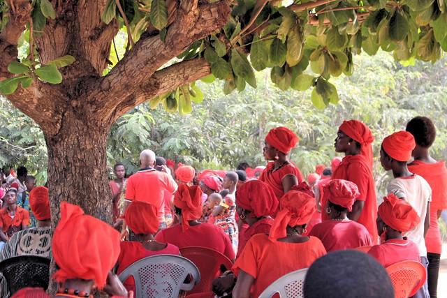 Hogbetsotso Festival in Ghana