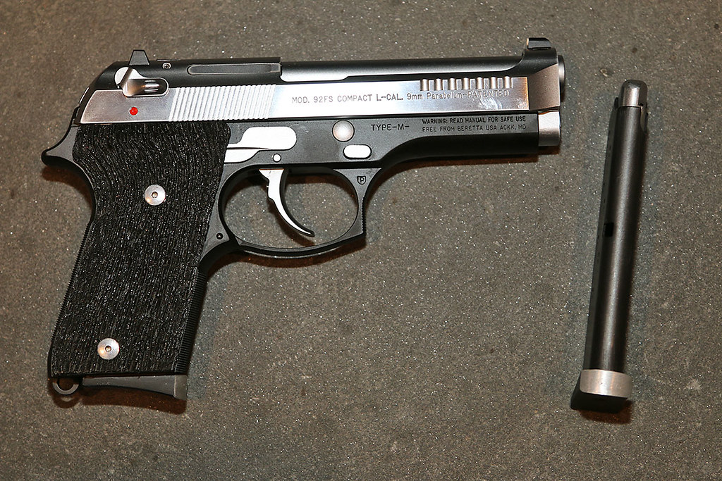 Beretta 92 Type M 9mm @@@@ | moto4moto4 | Flickr