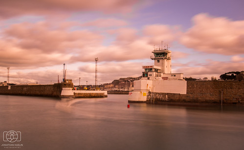 longexposure sea building water port nikon harbour jersey channelislands d610