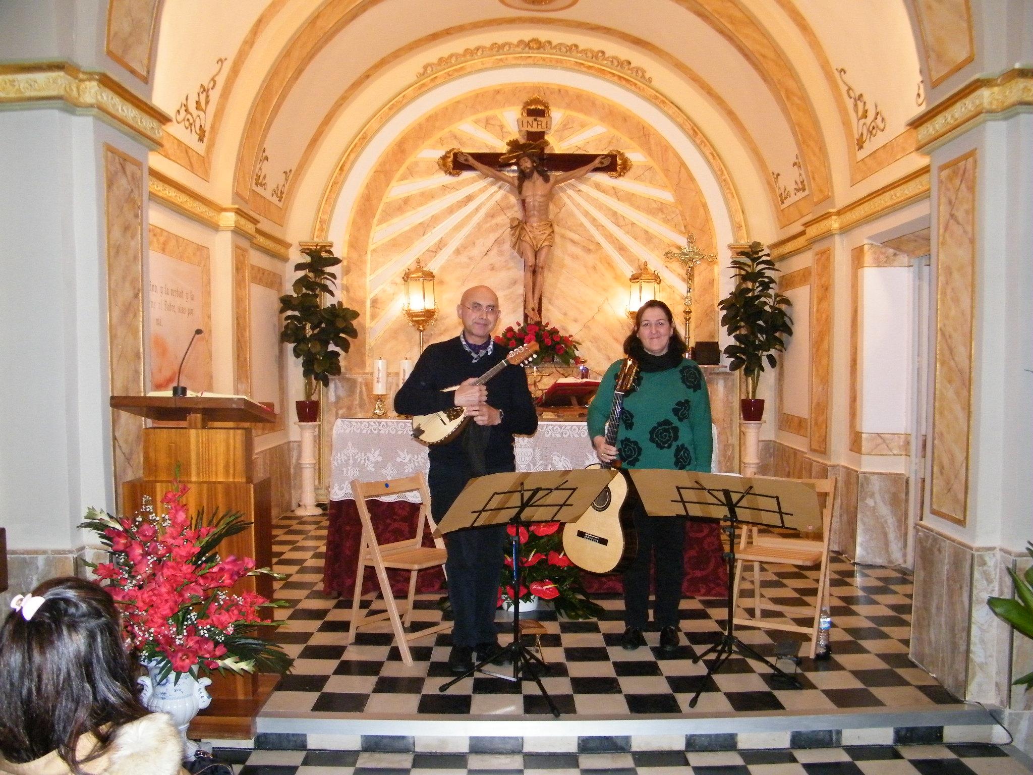 ElCristo - Actos - Actuación Musical Solidaria - Grupo Madrigal - (2016-01-29) - Gabriel Segura (13)