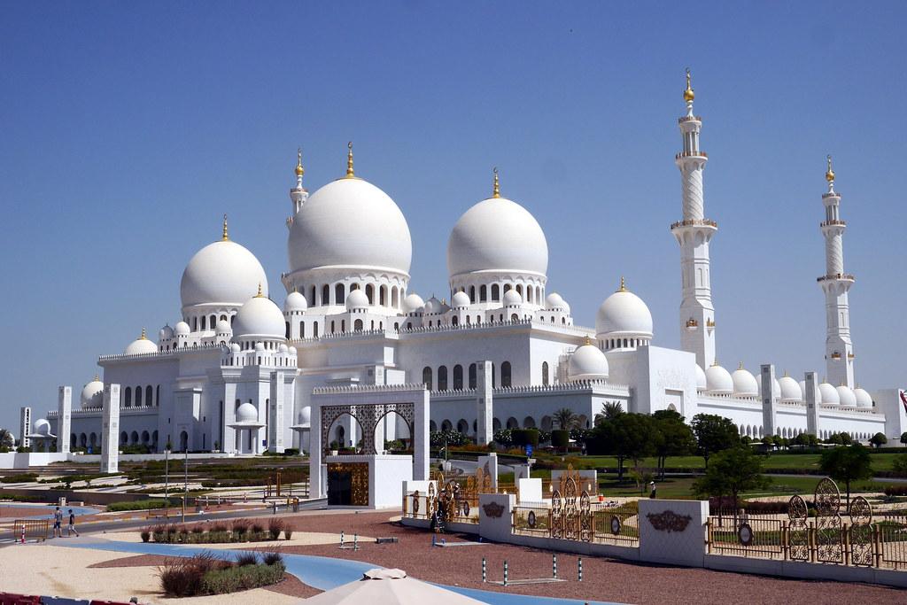 Glistening Mosque