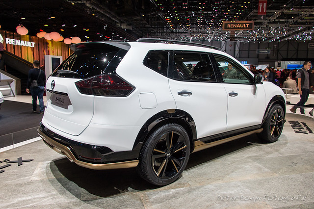 Nissan X-Trail Premium Concept - 2016