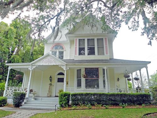 house architecture florida victorian ocala queenannestyle