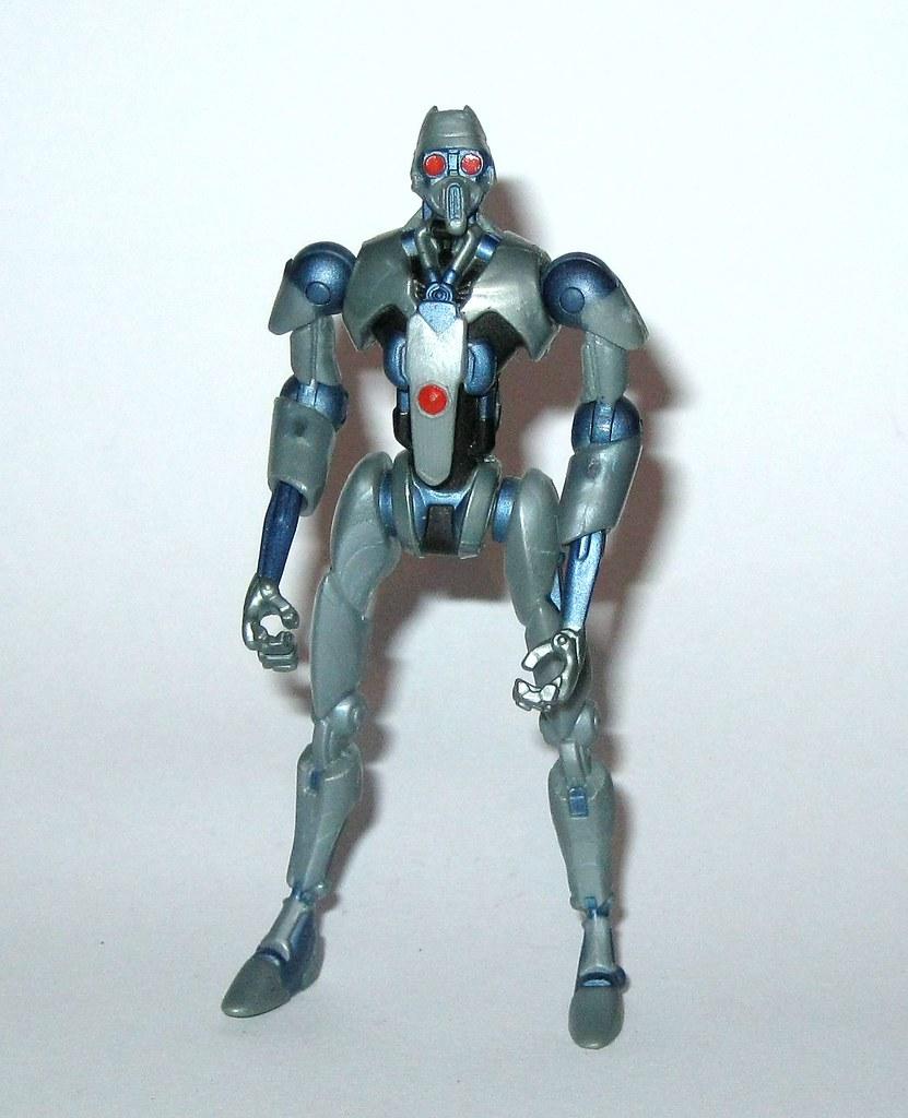 Grievous S Bodyguard Battle Attack Star Wars Revenge Of Th Flickr