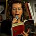 Luisa Bolleri in libreria presenta il suo romanzo 'Il presagio', con Carla Benedetti e Eleonaora Caponi. Empoli, 2 Aprile 2016