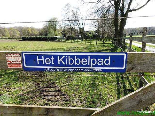 2016-04-12         2 daagse Lunteren      1e dag  25 Km  (76)