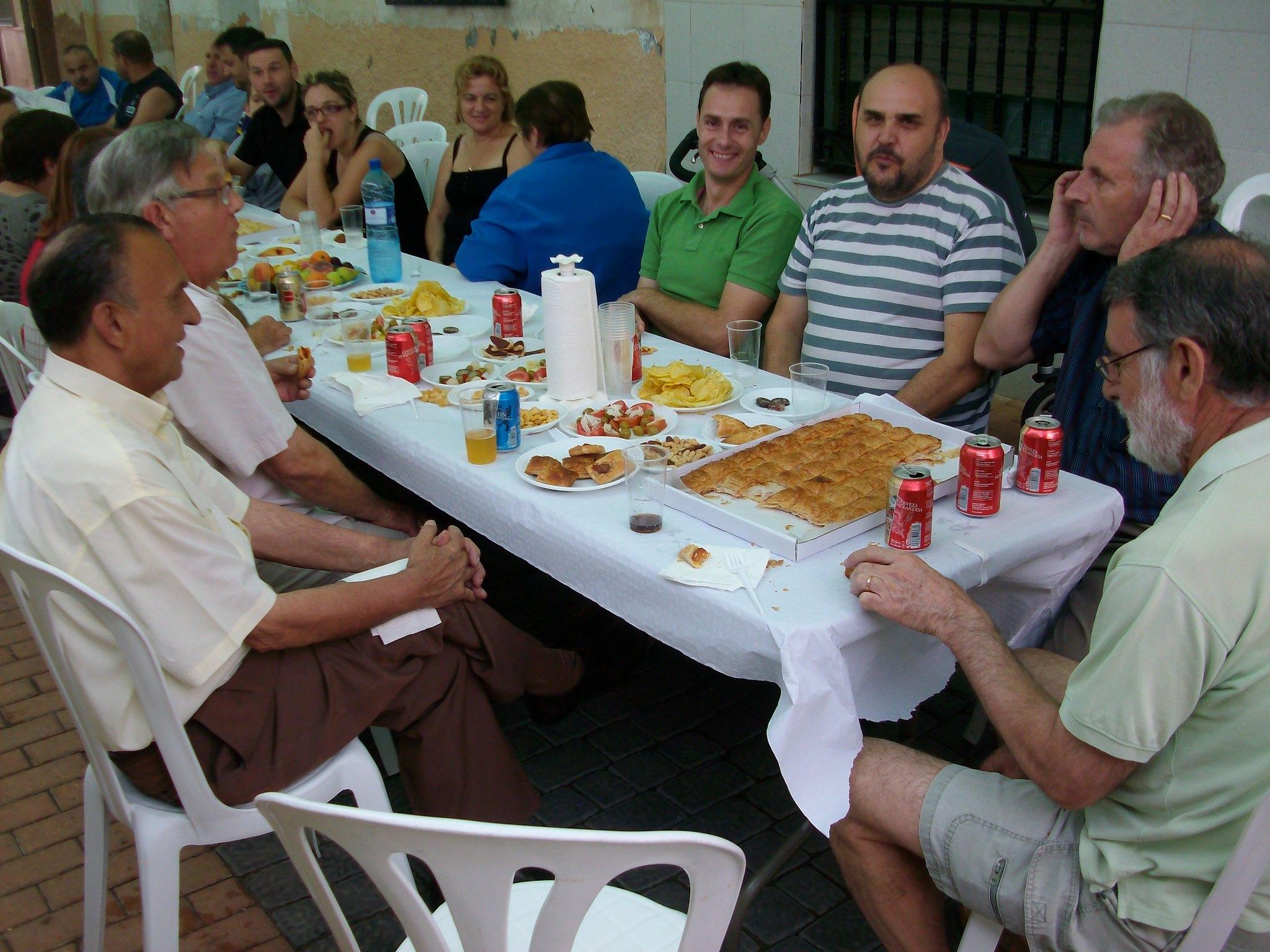 (2011-07-03) Almuerzo calle Cristo - José Vicente Romero Ripoll (07)