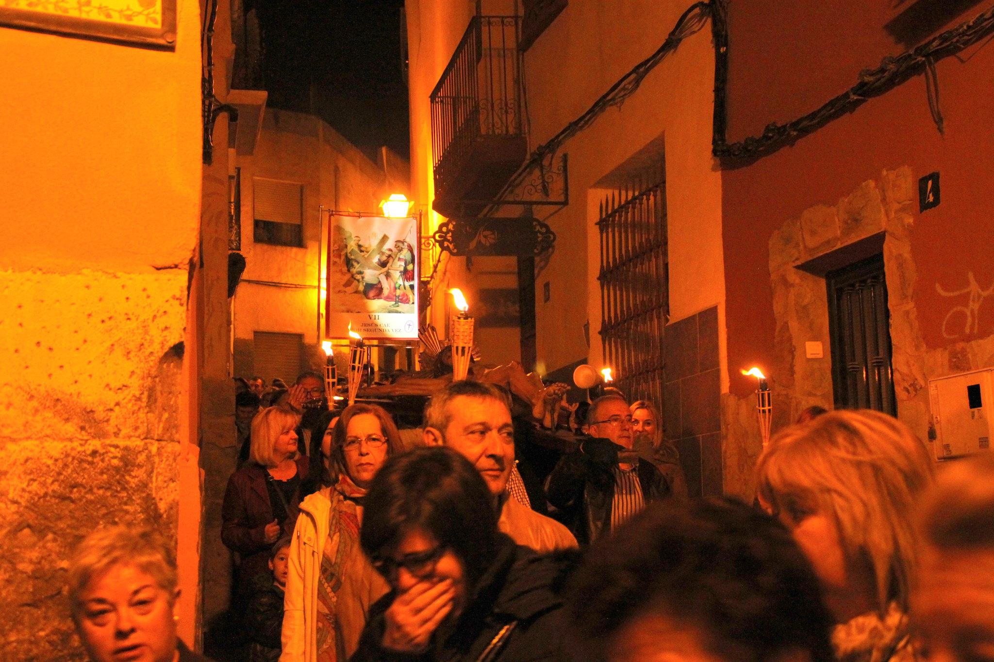 (2014-04-01) -  V Vía Crucis nocturno - Javier Romero Ripoll (34)