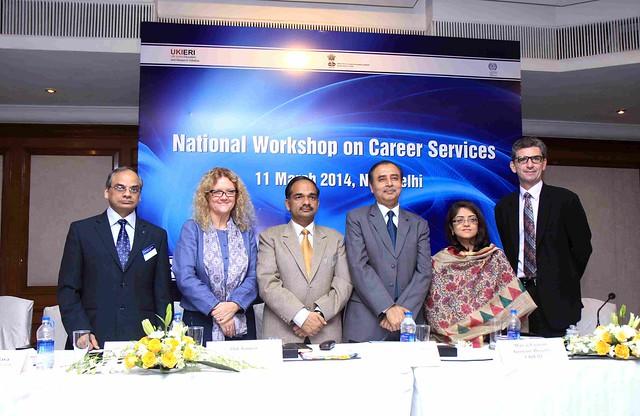 National Workshop on Career Services, New Delhi