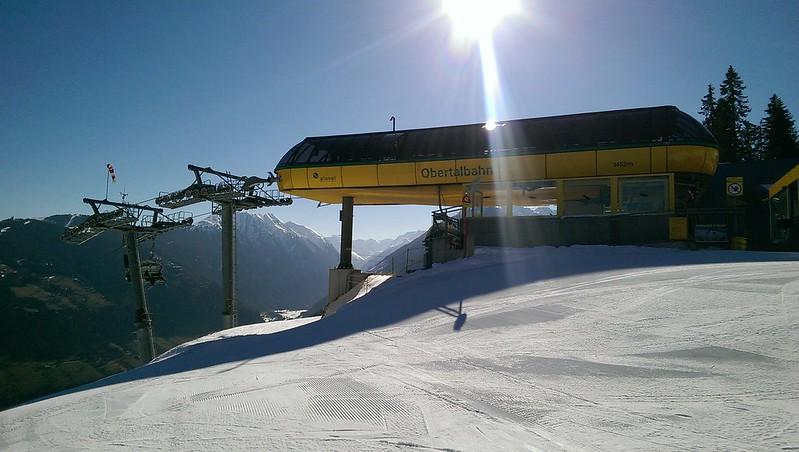 Hohcwurzen, Obertalbahn