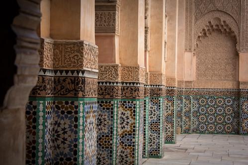 Ben Youssef Madrasa, Marrakech | by simononly