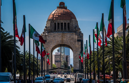 2016 - Mexico City - Monumento | by Ted's photos - For Me & You