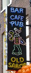 Old Sailor, Amsterdam.