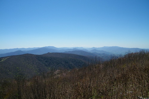 mountain cherokee overlook unaka