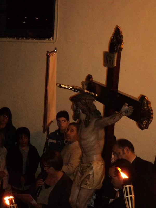 (2014-04-01) - V Vía Crucis nocturno -  Antonio Vázquez (13)