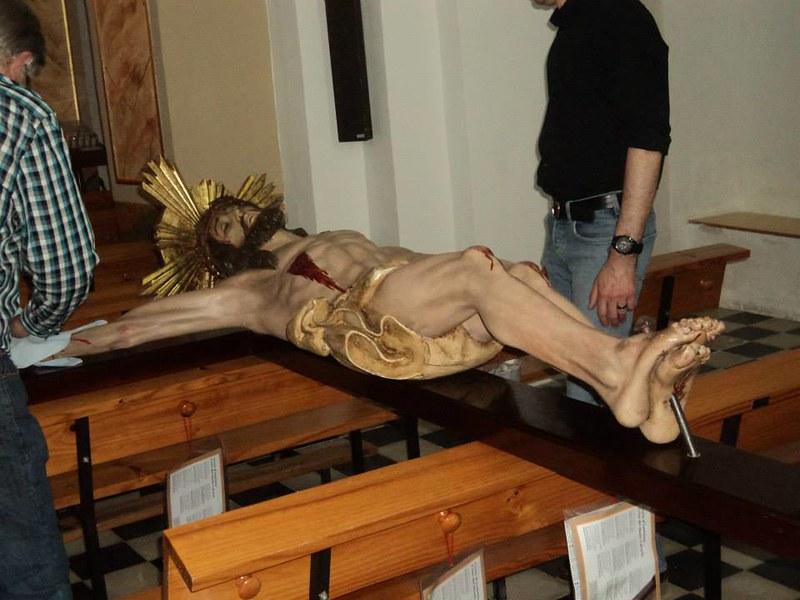 (2014-04-01) - V Vía Crucis nocturno -  Antonio Vázquez (05)