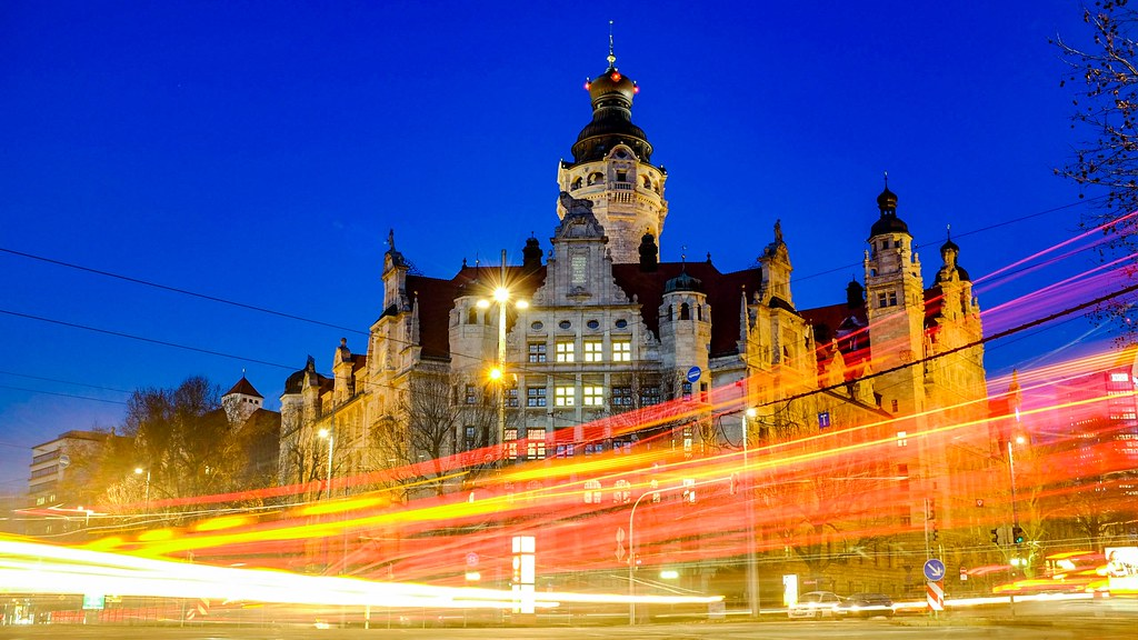 Xing Leipzig Rathaus Hd Photos And Wallpaper Directory