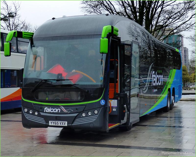 Stagecoach 54320 YY65VXV