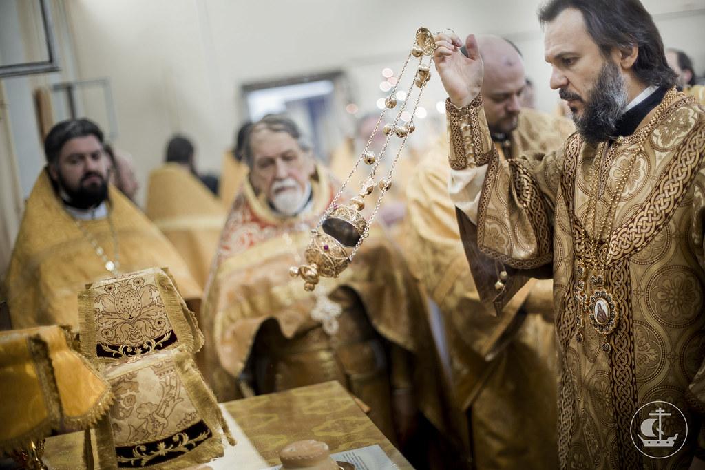 25-26 февраля 2016, День памяти свт. Серафима Богучарского / 25-26 February 2016, Remembrance Day of St. Seraphim of Boguchar
