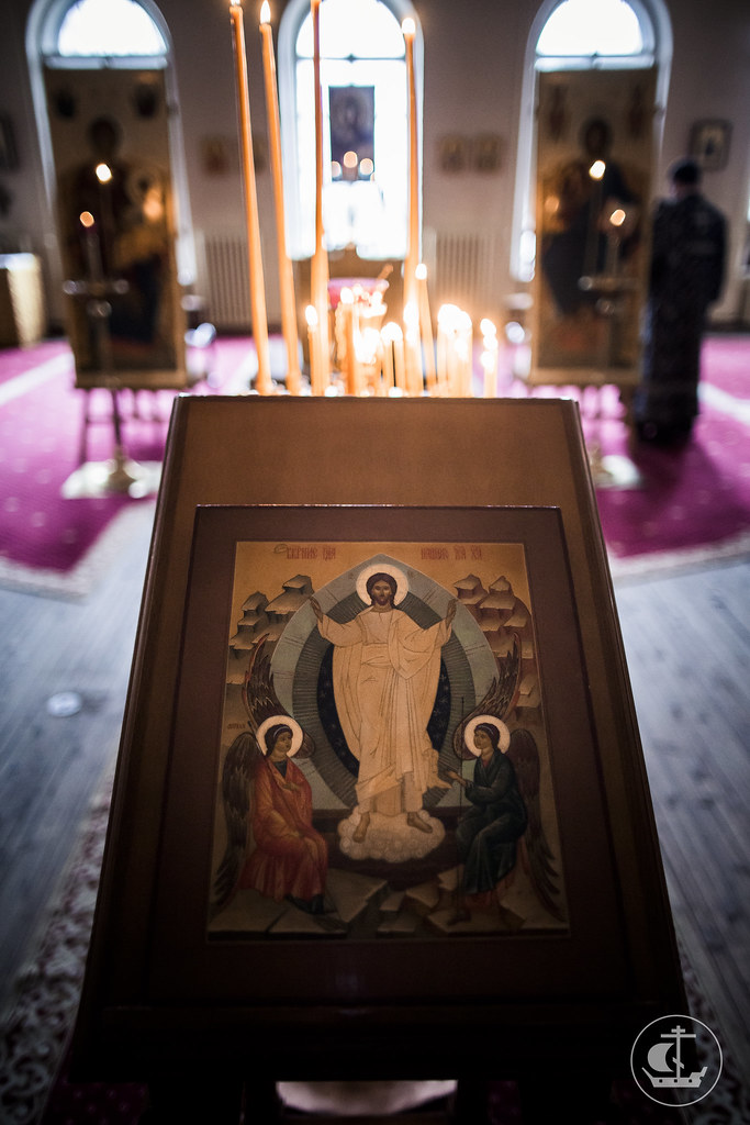 14 марта 2015, Понедельник Первой седмицы Великого поста. Утро / 14 March 2015, Monday of the 1st Week of Great Lent. Morning