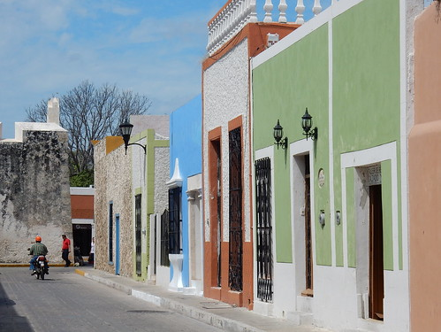 Campeche - straatje