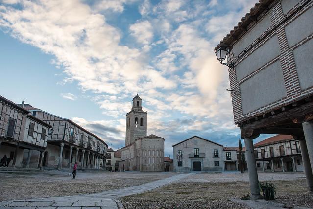 Plaza de la Villa, Arévalo