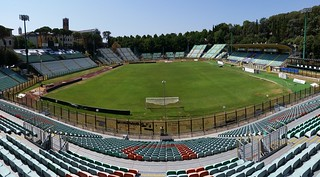 Stadio Comunale Artemio Franchi, Siena, Italy - Tuesday 7th July 2015 | by CDay86