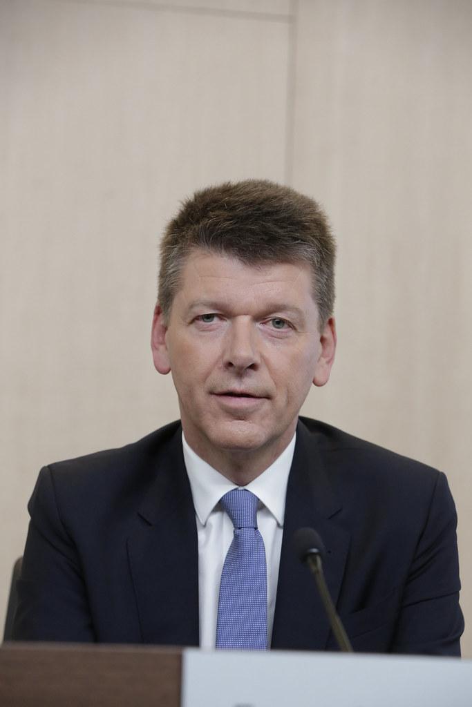 François-Xavier Roger, CFO