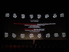 "IFFR 2016: after the showing of Mark Cousin's ""Bigger Than The Shining"""