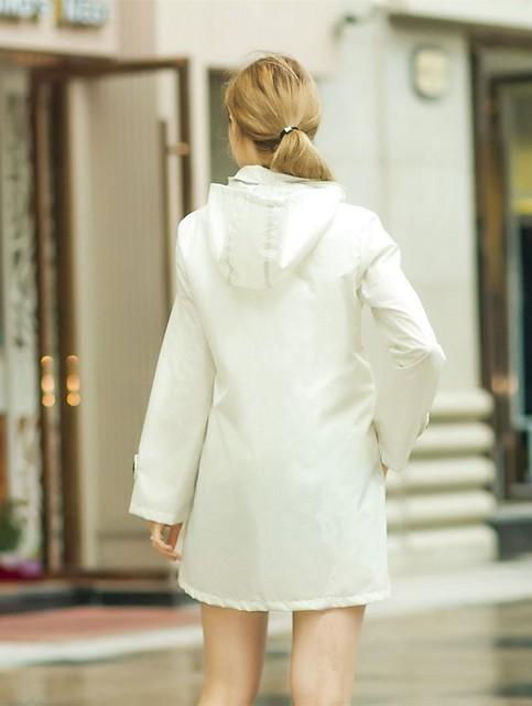 cute Nylon Raincoat