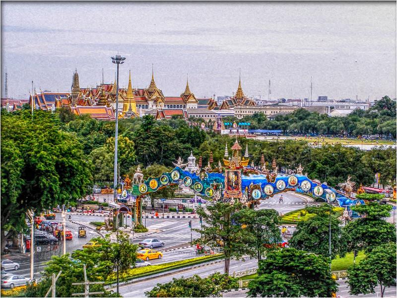 Celebrations for King Bhumipol
