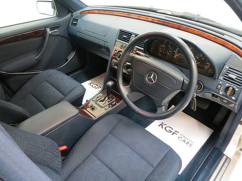 1999 Mercedes W202 C200 Elegance | by KGF Classic Cars