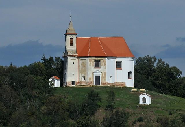 Dolní Kounice - kaple sv. Antonína