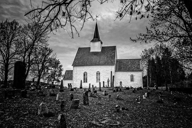 Røyken Church, Norway