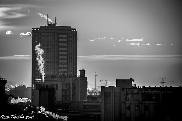 Milan, urban wakeup