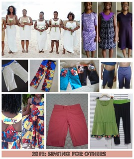 2015 Sewing for Others | by abbeydabbles