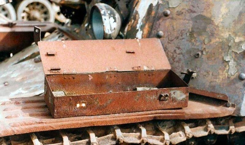 Stormartillerivagn M-43 4