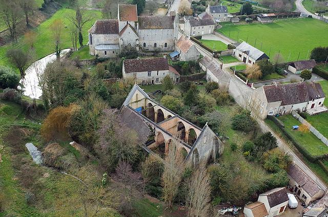 Prieuré Saint Vigor de Perrières (Calvados-FR)
