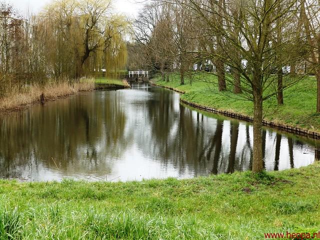2016-03-23 stads en landtocht  Dordrecht            24.3 Km  (13)