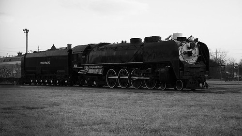 844steamtrain union pacific up 814 fef1 big steam locomotive railroad railway 484 black white photography transportation photo travel tourism adventure events science technology history hdr display council bluffs iowa flickr freight flickrelite panasonic gh4 lumix digital video camera cliche saturday alco america engine most popular favorite favorited views viewed youtube redbubble google