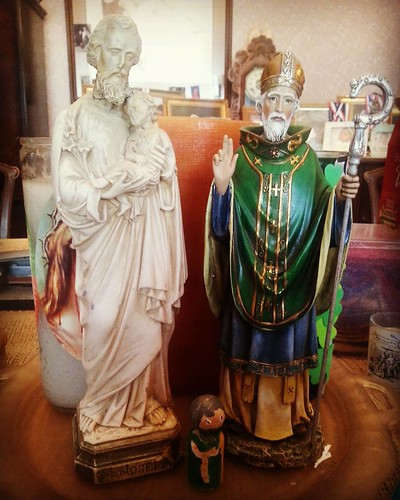 Sts. Joseph and Patrick | by elliemom
